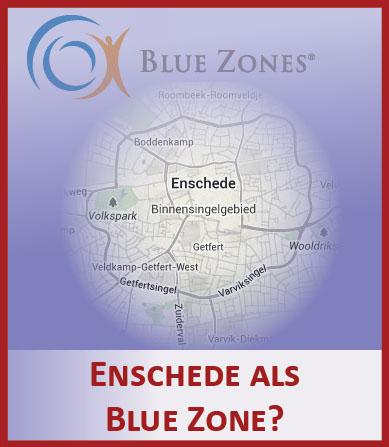Enschede als Blue Zone