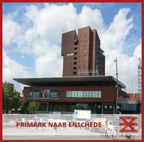 Primark naar Enschede