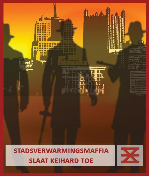 stadsverwarming maffia Ennatuurlijk oplichting